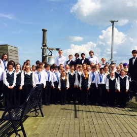 'Heavenly' children's choir to perform in Southwold