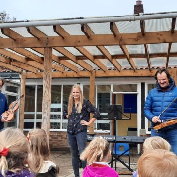 Live Music at Southwold Primary School